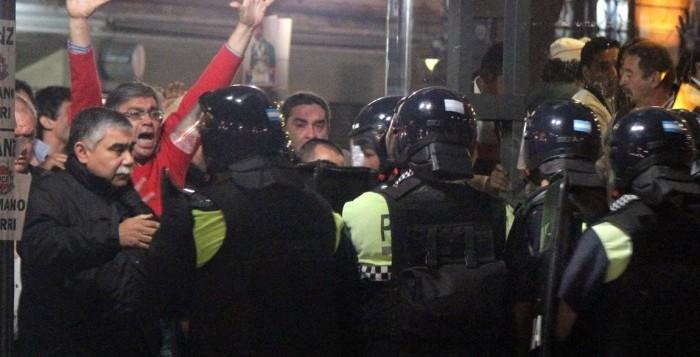 Levantamientos en Tucumán