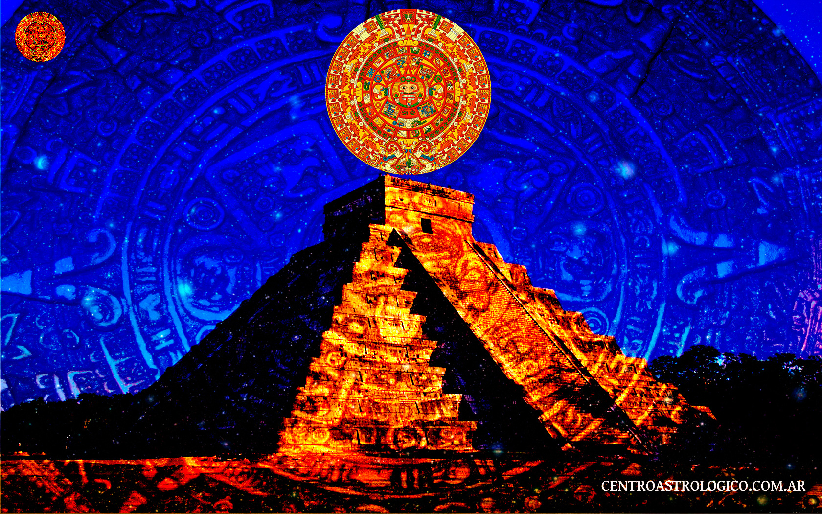 Calendario Azteca.Que Significado Tienen Los Simbolos Del Calendario Azteca